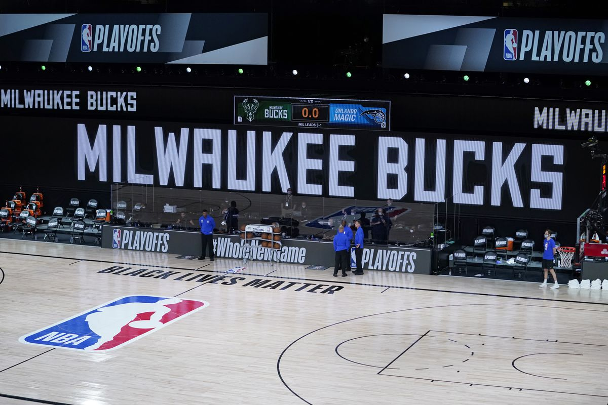 Orlando Magic vs. Milwaukee Bucks - Game Five