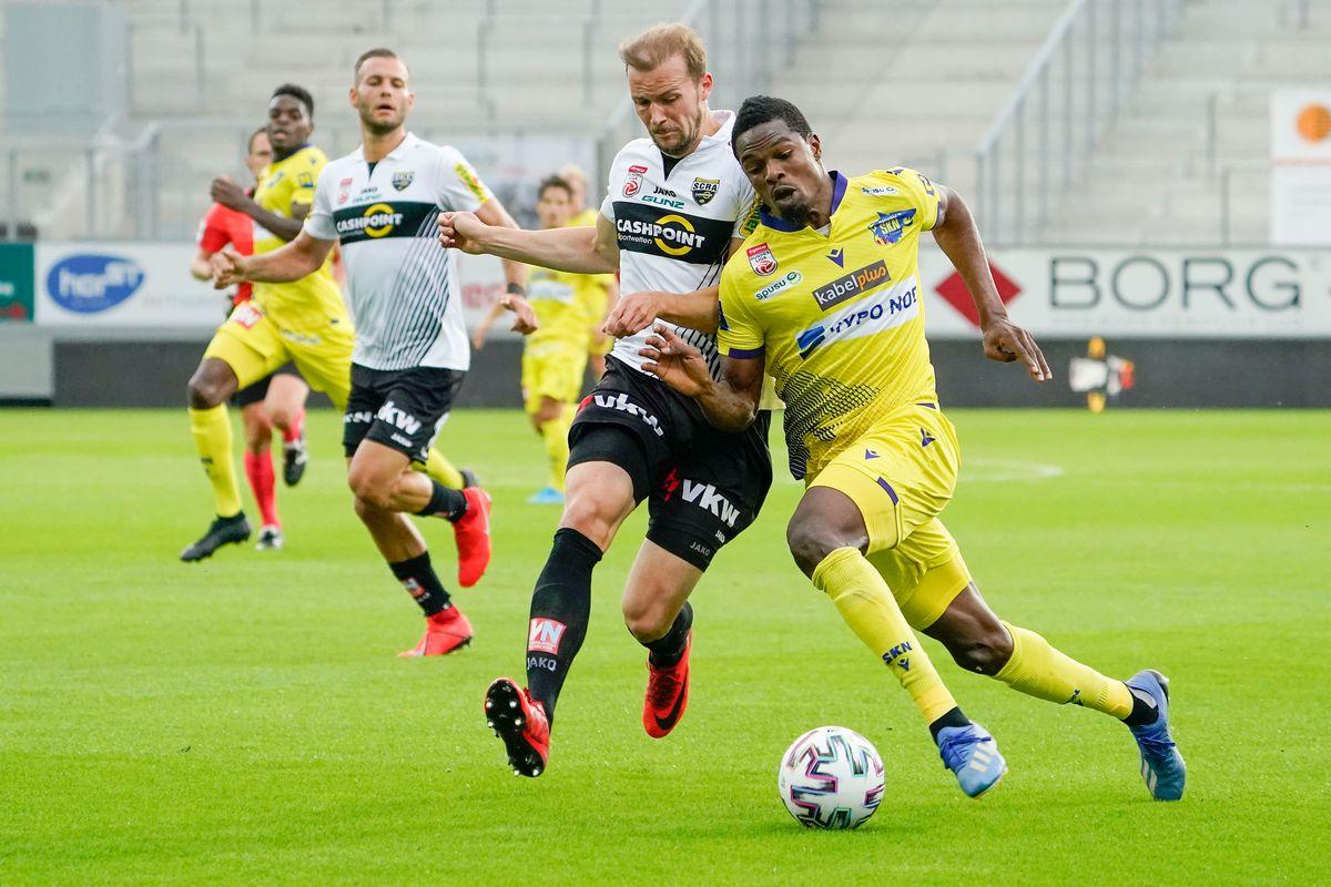 Cashpoint SCR Altach v Spusu SKN St. Poelten - tipico Bundesliga