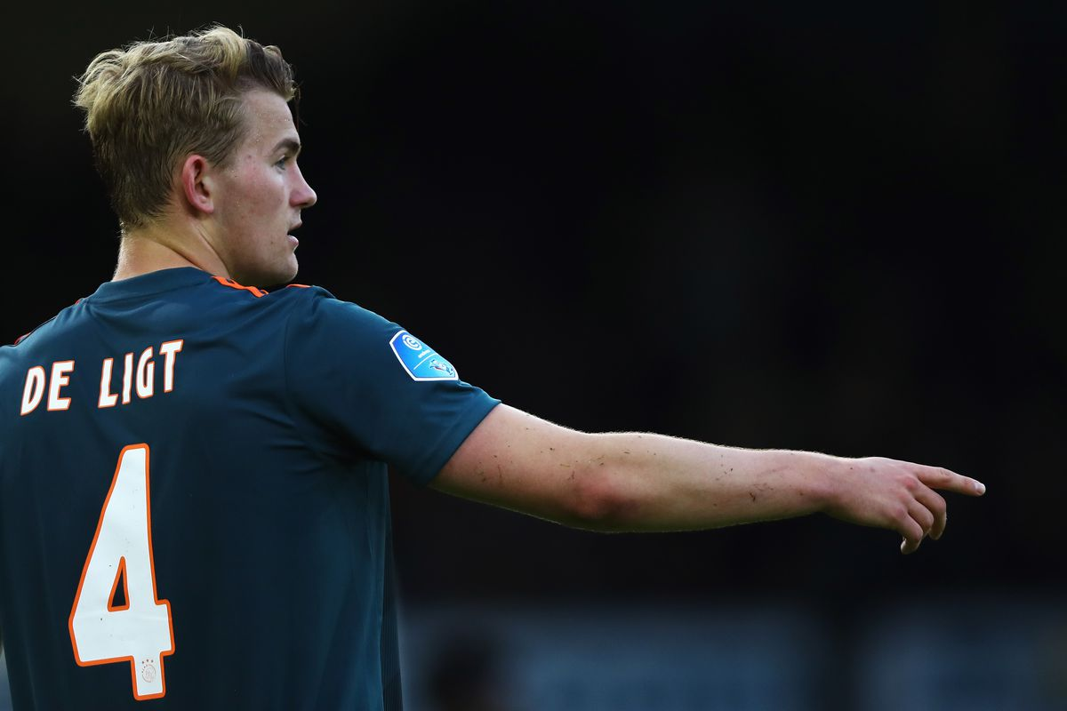 Gary Neville hits nail on the head with Matthijs de Ligt to United comment