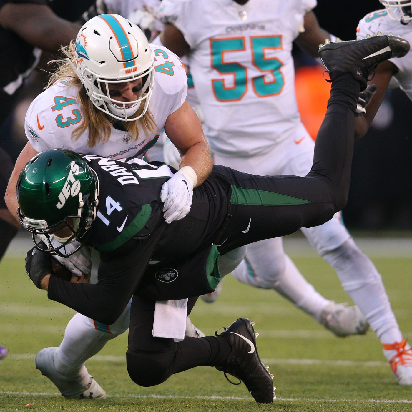 Miami S 2020 Schedule Features Something The Nfl Hasn T Seen Since 1991 The Phinsider