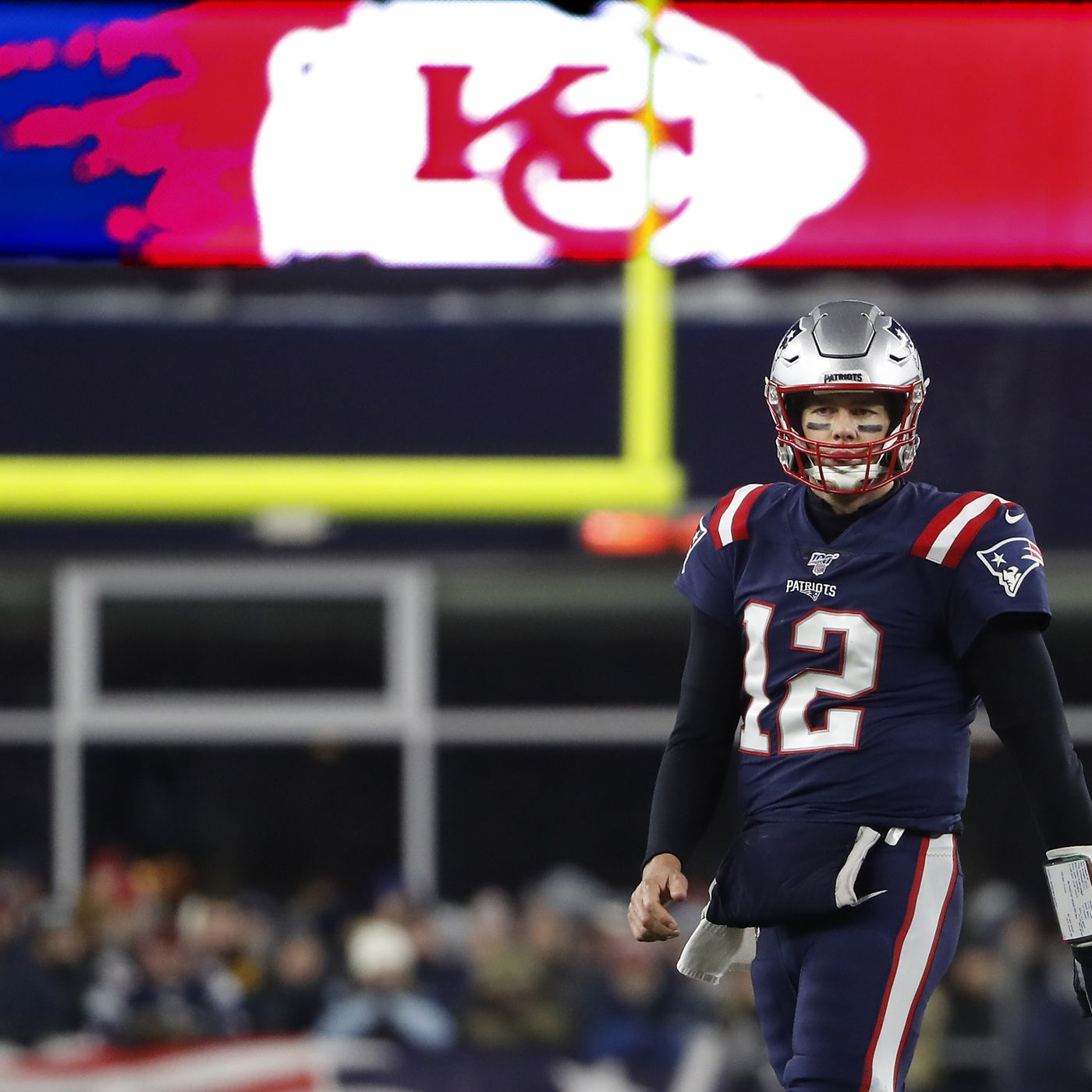 How The Patriots Could Ve Missed The 2019 Nfl Playoffs But Didn T Sbnation Com