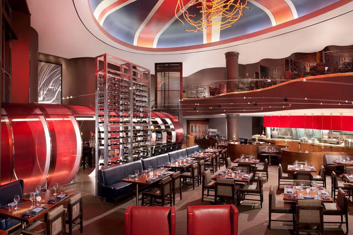 Gordon Ramsay Steak In Las Vegas Official