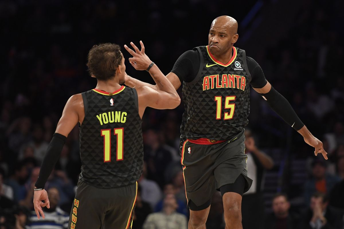 Trae Young, Atlanta Hawks turn in positive performance in New York