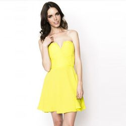 """Naven Bombshell circle dress in Chartreuse, <a href=""""http://www.naven.com/products/dresses/bombshell_circle_dress_in_char?picture=1964"""">$87</a>"""
