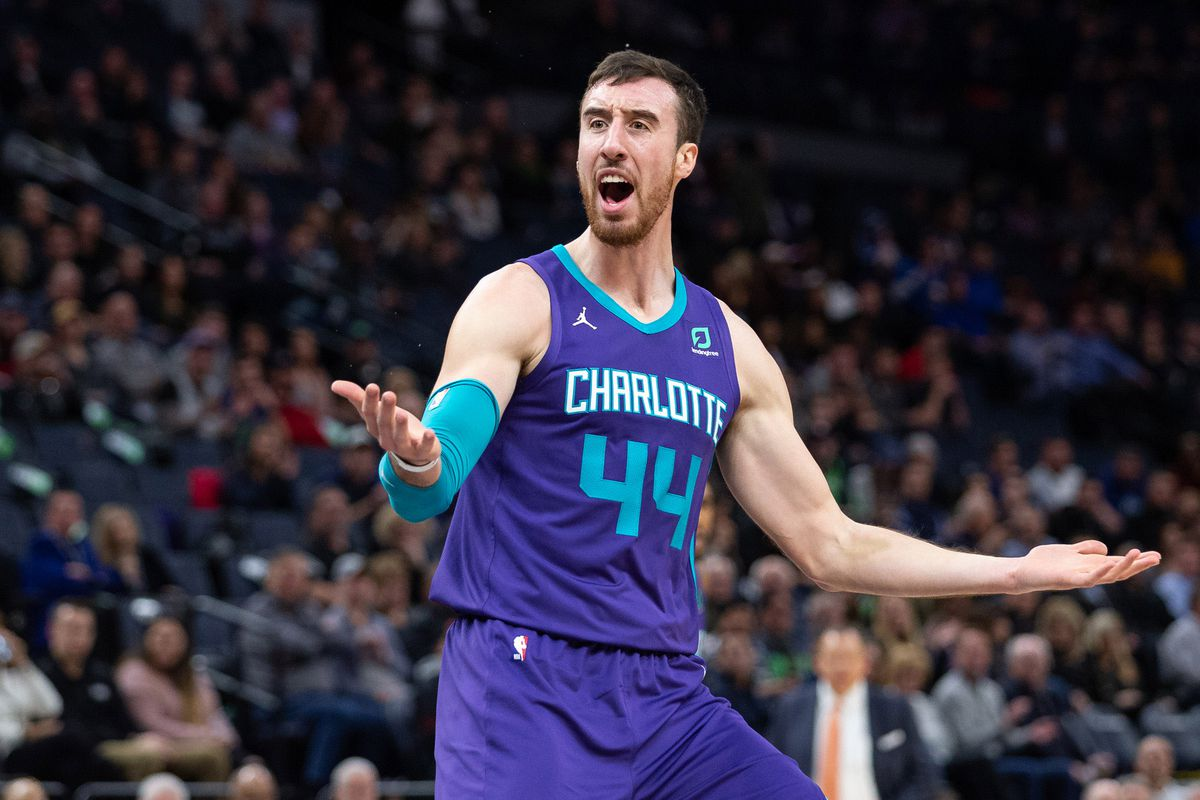 Charlotte Hornets will not tender qualifying offer to Frank Kaminsky