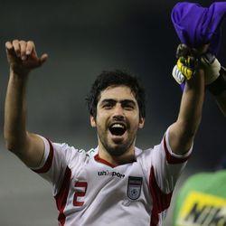 Khosro Heydari, Iran