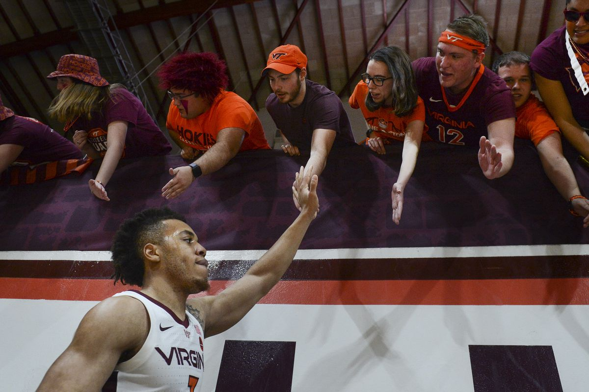 Virginia Tech Vs Radford Hokies Basketball Preview How To Watch Gobbler Country