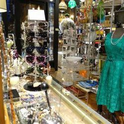 """""""I love mixing antiques and vintage pieces into my wardrobe or my decor.  <a href=""""http://www.storebvintage.com/"""">Store B</a> [1472 North Milwaukee Avenue] is my secret spot for both and I always pop in to see what's new."""" [Photo: via Facebook]"""