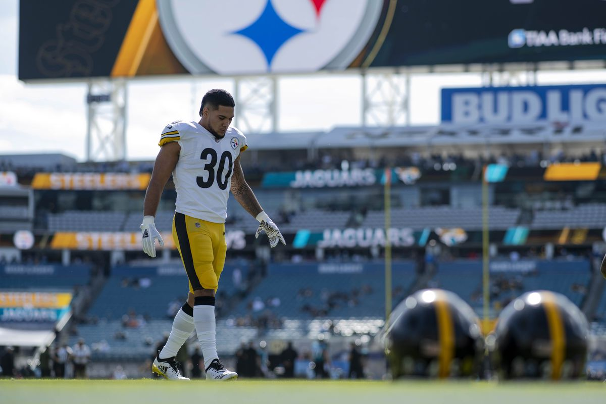 NFL: Pittsburgh Steelers at Jacksonville Jaguars