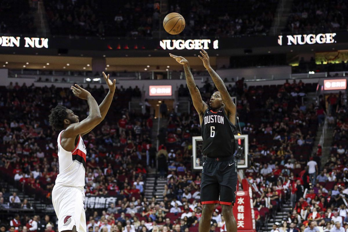 Gary Clark has been a pleasant surprise for the Rockets - The Dream ... 7912cdc4d