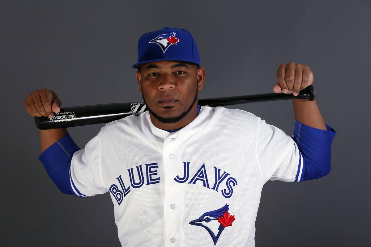 MLB: Toronto Blue Jays-Spring Training Media Day