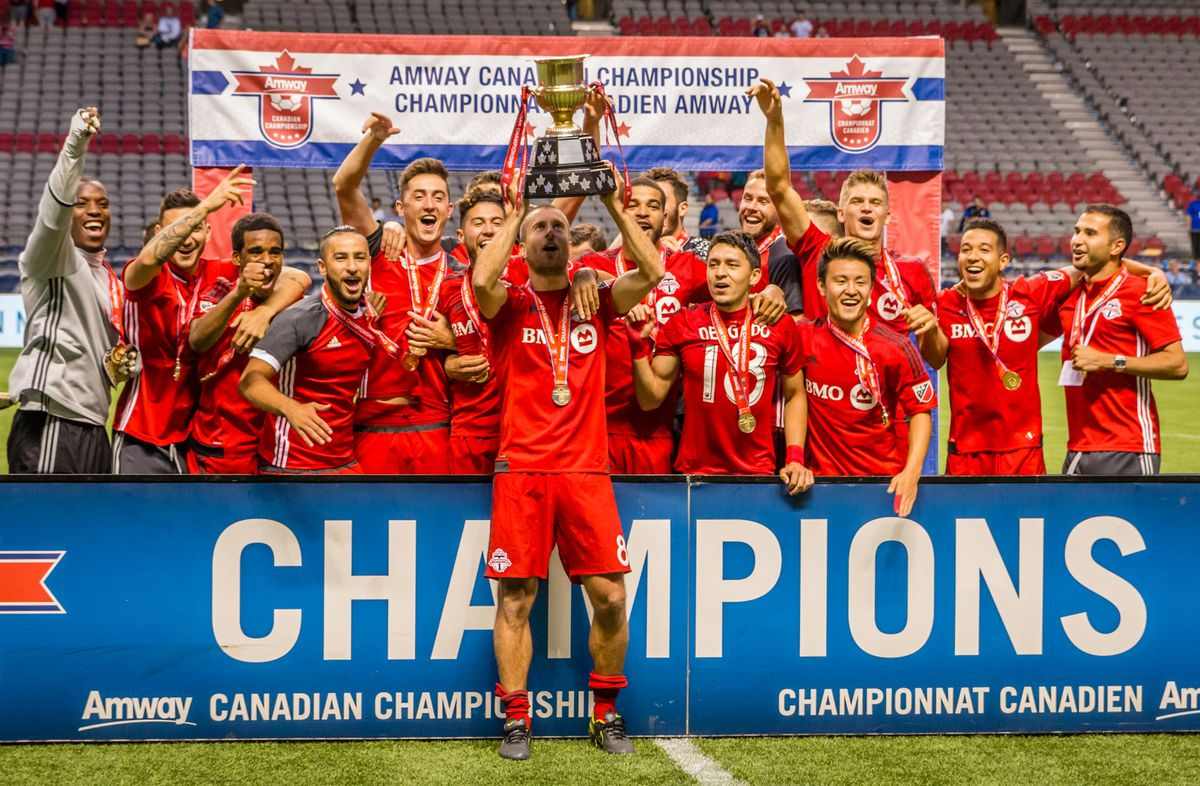 Photo Essay: Toronto FC Win Their Fifth Voyageurs Cup at BC Place