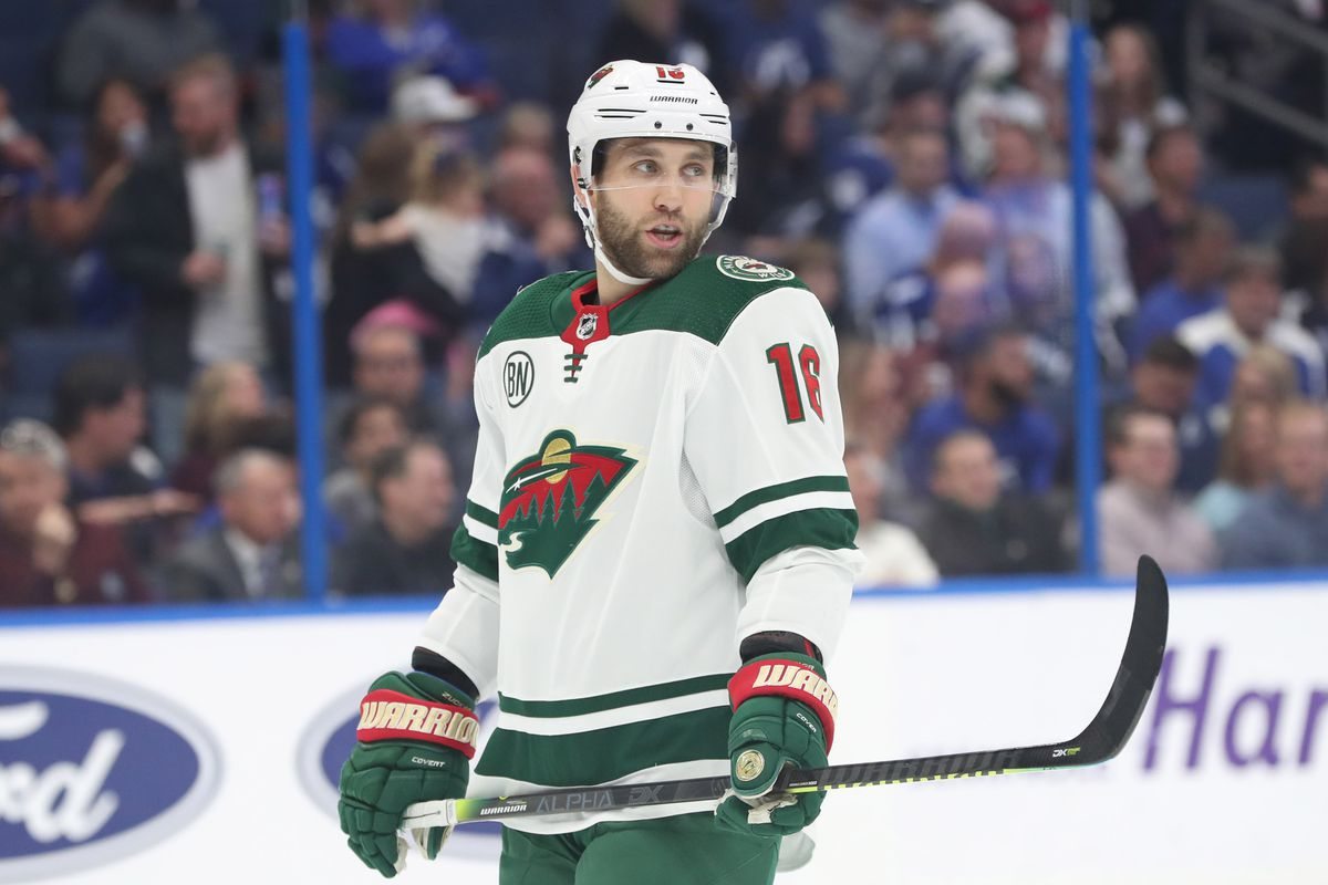 Jason Zucker Is An Ideal Trade Target For The Buffalo Sabres Die