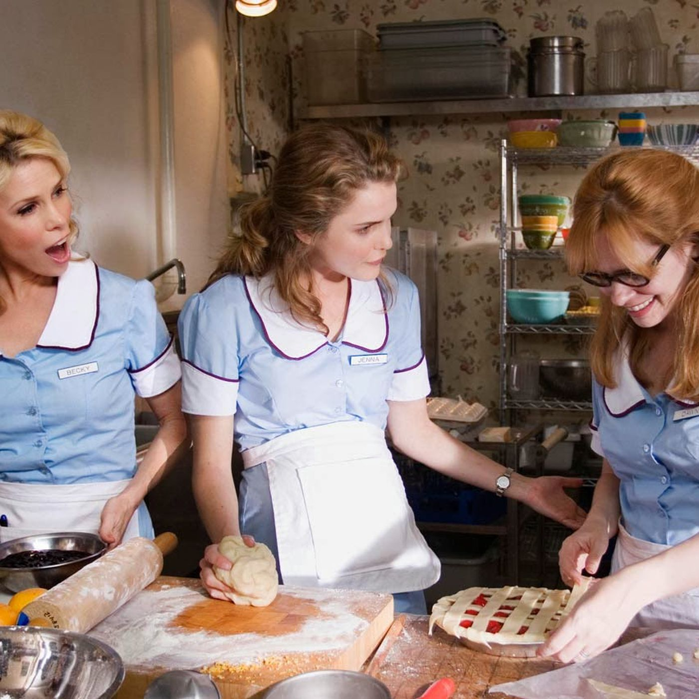 How Diner Waitress Uniforms Have Evolved From Scandalous Bloomers to