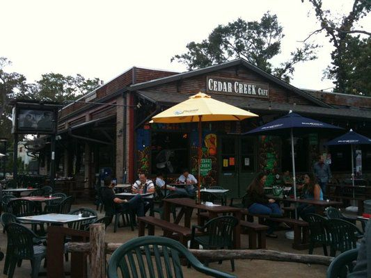 Cedar Creek Café Bar Grill