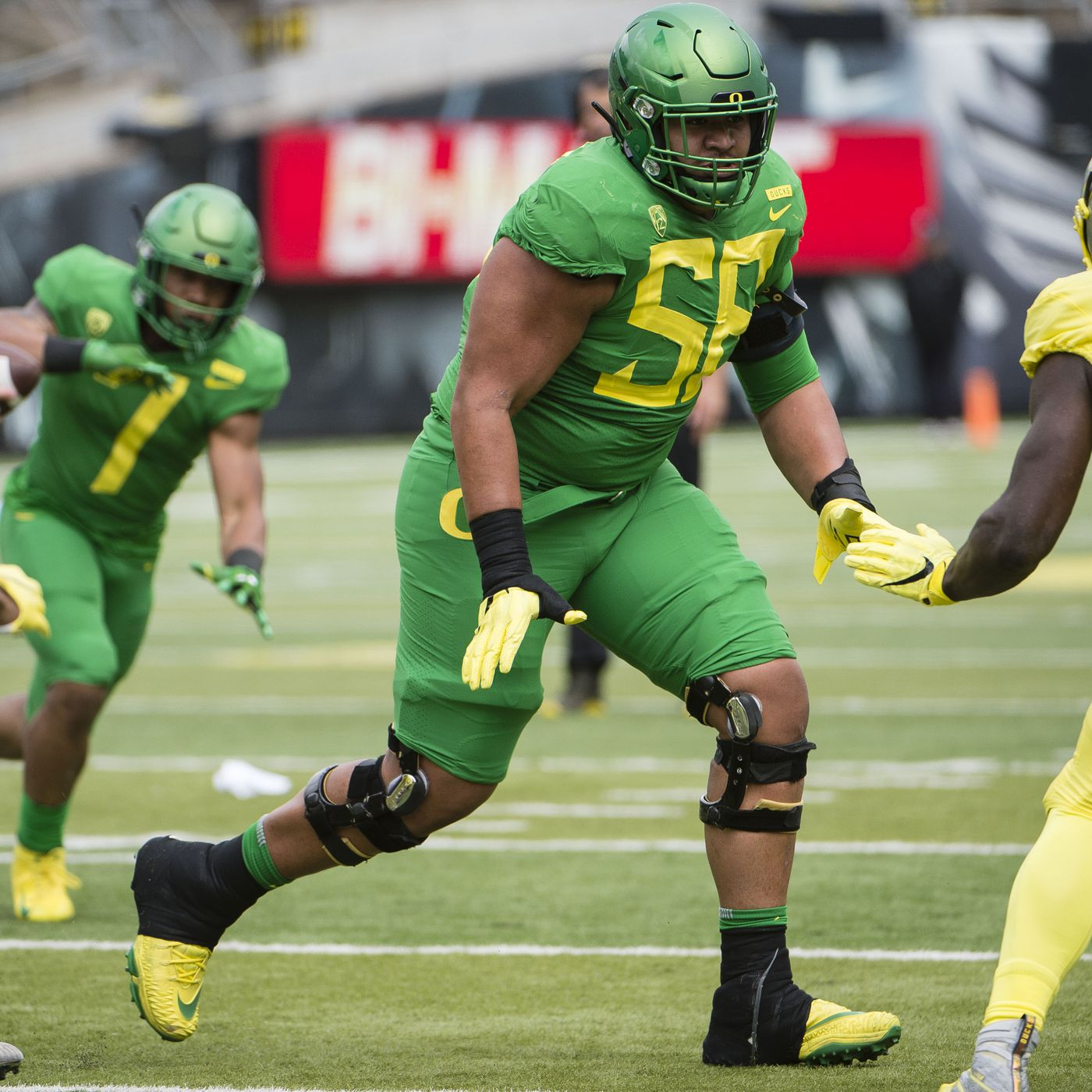 Best Offensive Lines 2020.2019 Pac 12 Offensive Line Rankings Oregon Has The Pac 12 S