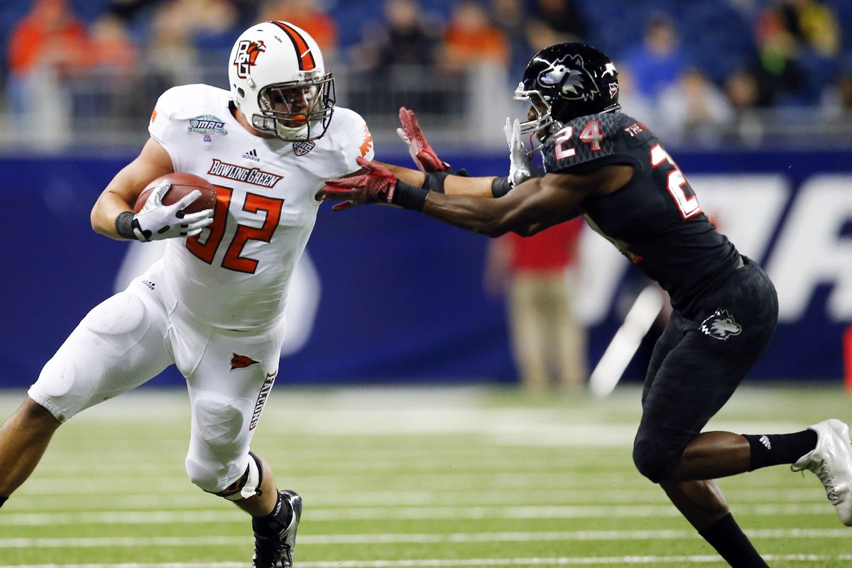 Bowling Green stuffed Northern Illinois last year, but both teams look much different in 2014.