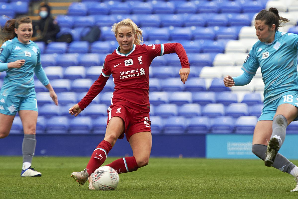 Liverpool Women v London City Lionesses: FA Women's Championship