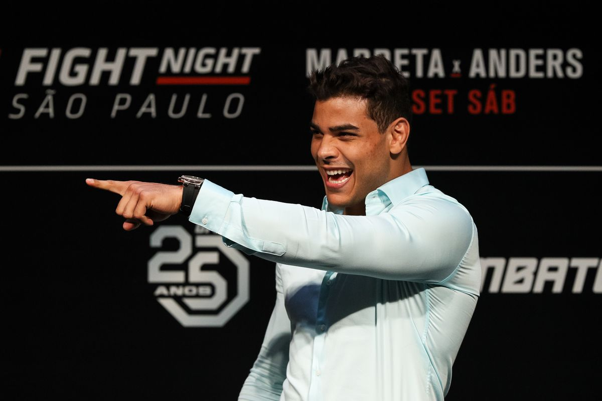 UFC Fight Night Santos v Anders: Weigh-Ins