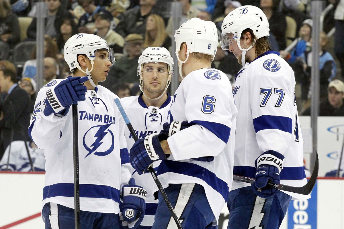 2013 14 Tampa Bay Lightning Year End Review Raw Charge