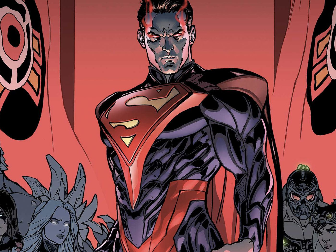 Dc Universe S Injustice Series And Its Weird Wild Backstory Polygon