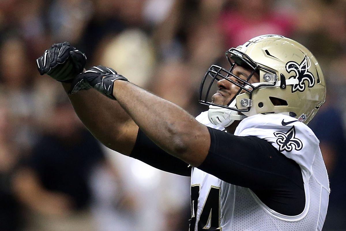 Cameron Jordan is Going to the Pro Bowl Canal Street Chronicles