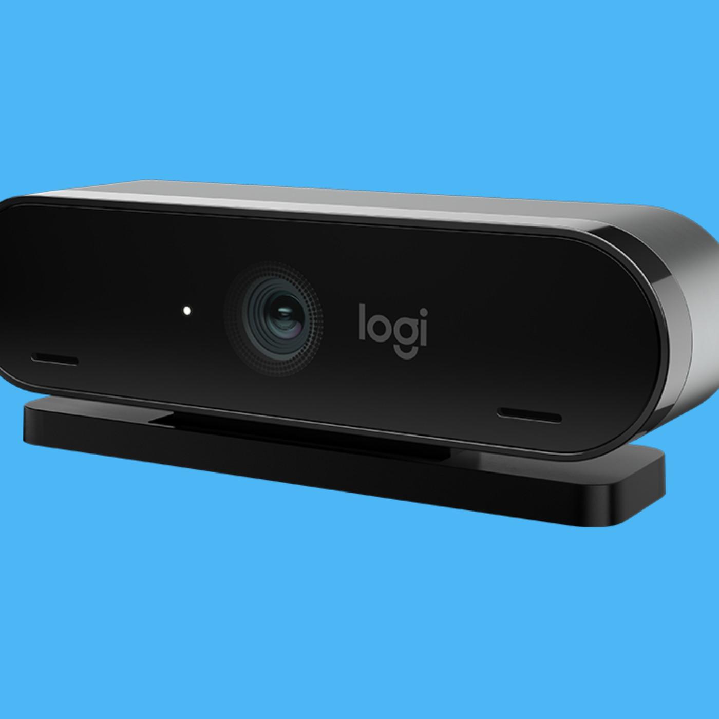 Logitech Made A Bespoke 200 Magnetic 4k Webcam For Apple S Pro