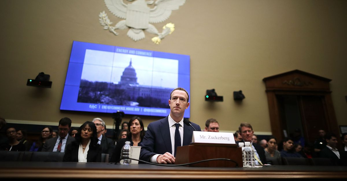 Why does Washington suddenly seem ready to regulate Big Tech? Look at the polls. - Vox.com
