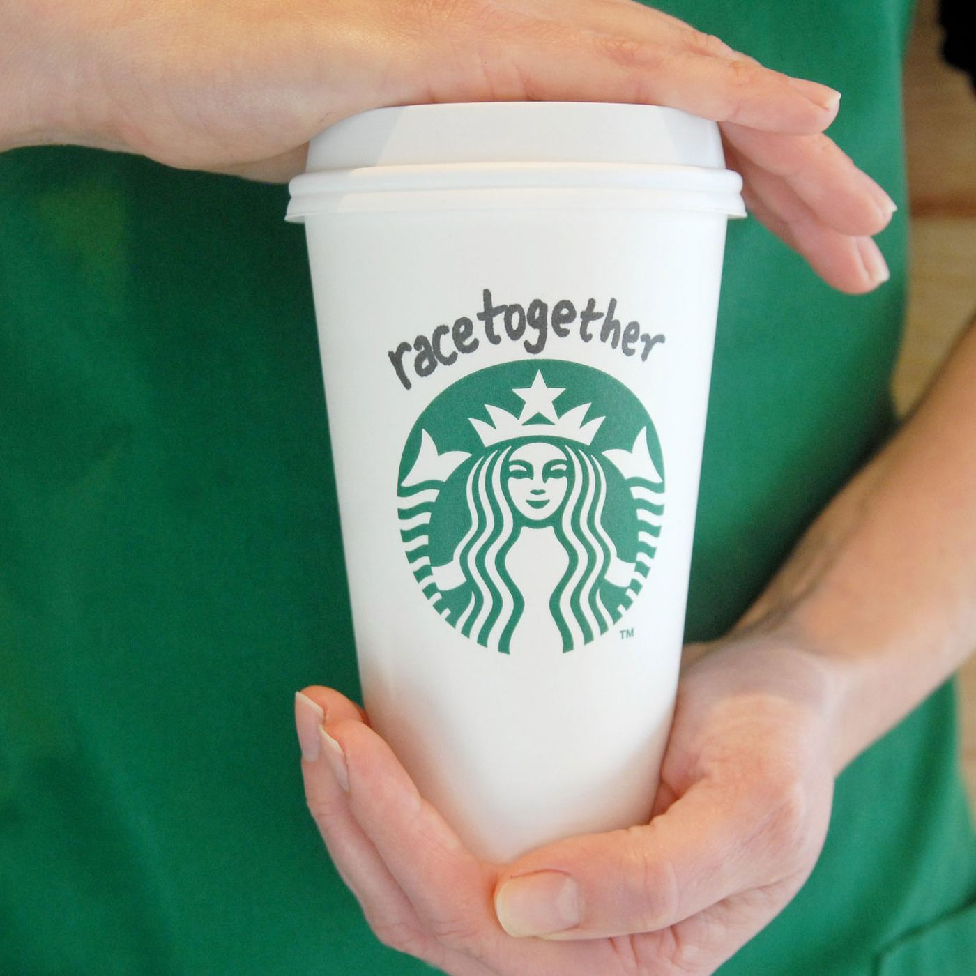 Racism Can CupEater Starbucks Fix On Message With A uFTK153lJc