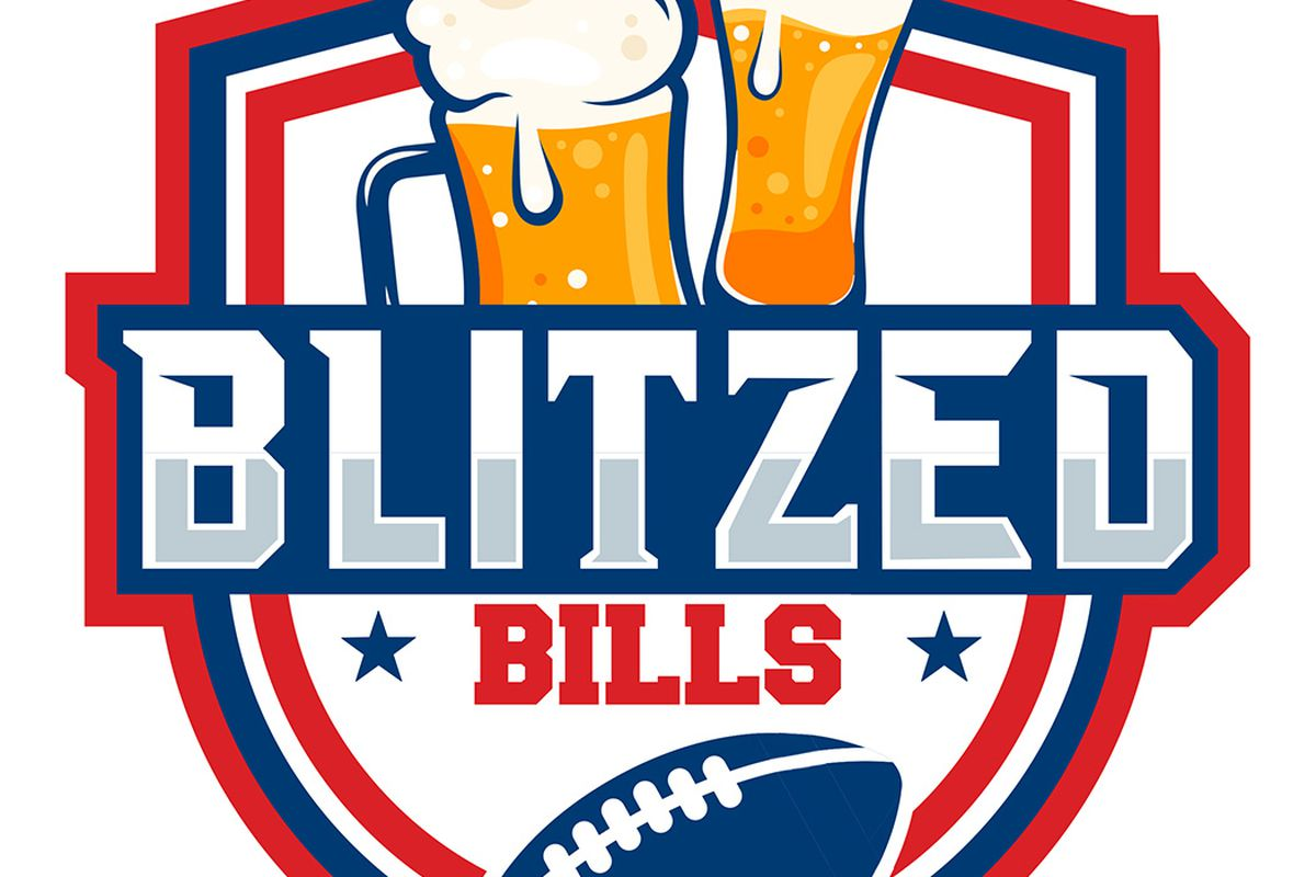 Blitzed Bills logo