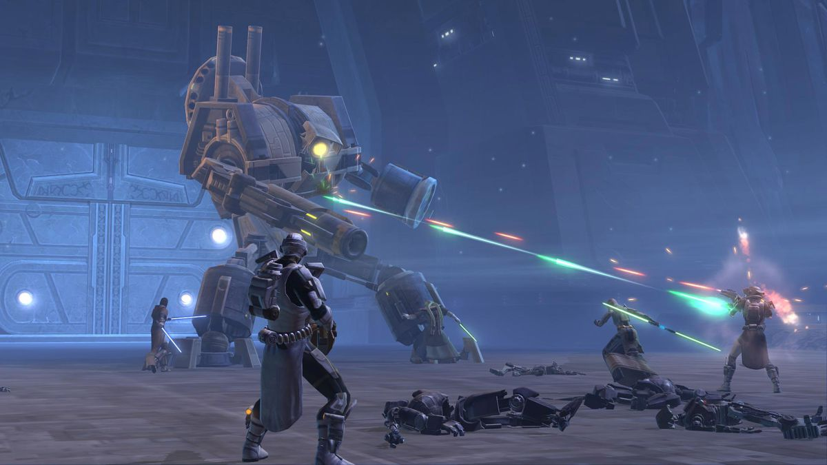 It's a good time to revisit Star Wars: The Old Republic - Polygon