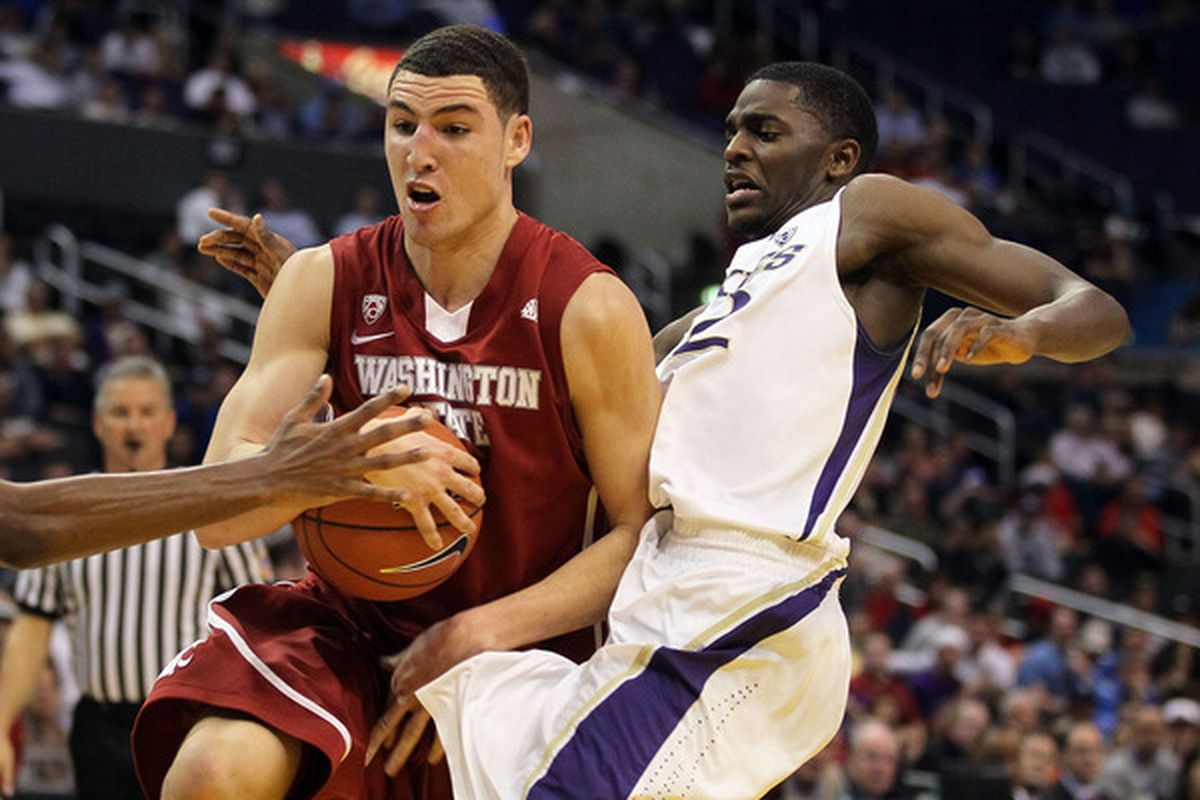 Former WSU guard Klay Thompson has impressed NBA executives in the buildup to the NBA Draft. He's soaring up 2011 NBA Mock Draft boards, to the point that it's now looking more likely than not that Thompson will end up in the lottery.