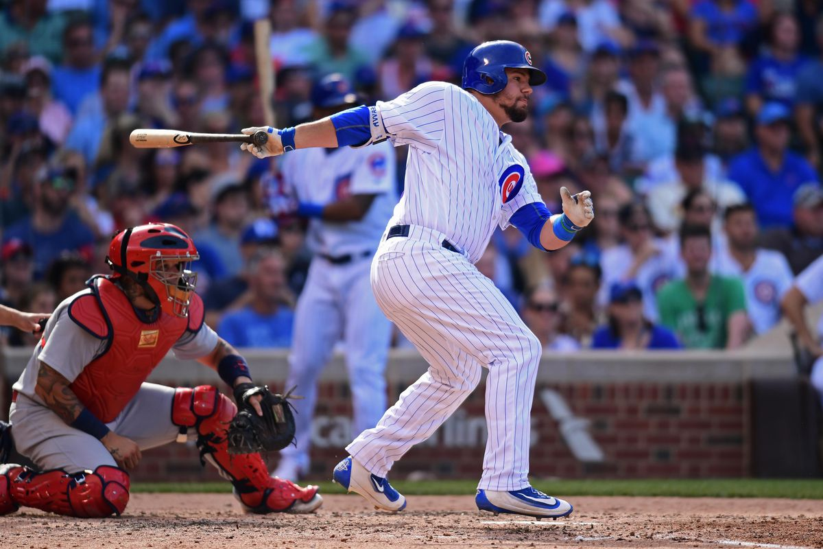 Rizzo and Heyward lead surging Cubs to sweep of Mets 14