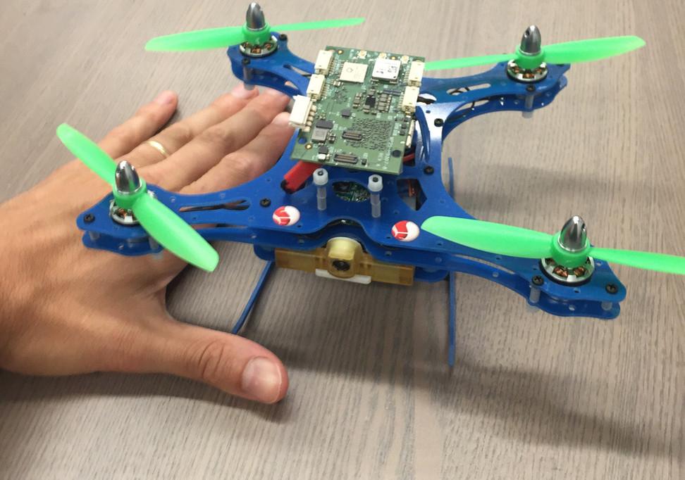qualcomm drone