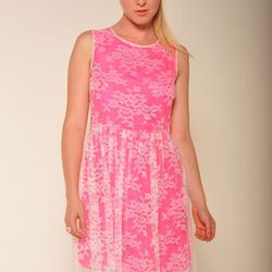 Erin Fetherston lace dress from A.sweeT., $365