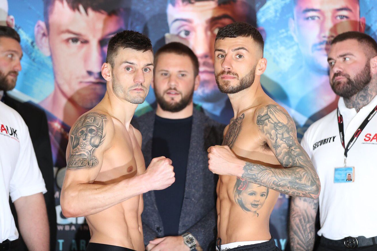MatchroomBoxing 2019 May 09.0 - Wood-Doyle/Gill-Tinoco: Live coverage, 1:15 pm ET