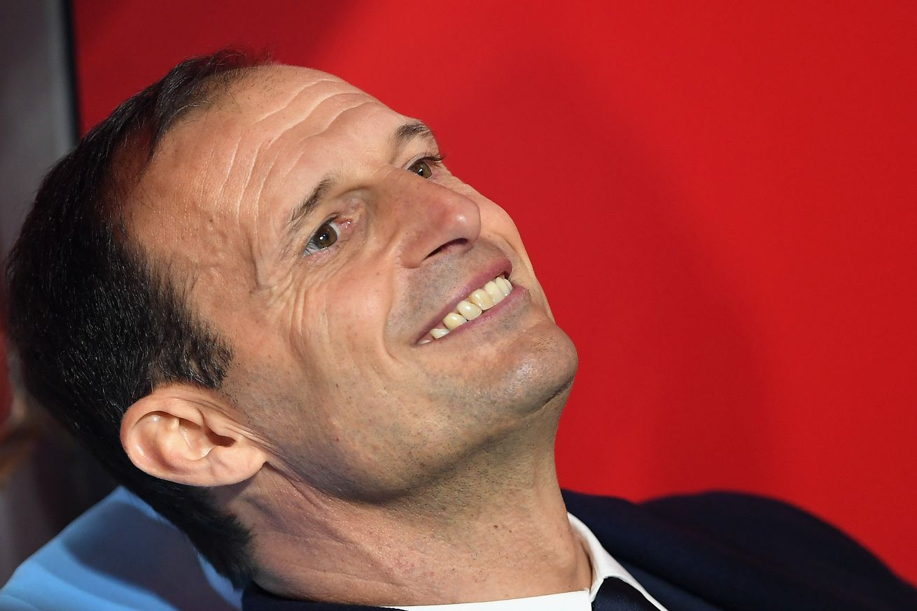 Allegri: Those who criticise me are not my problem