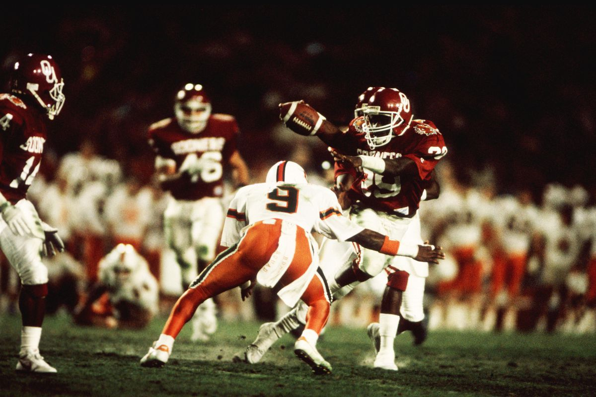 Oklahoma Football: Rickey Dixon, Thorpe Award winner and ...