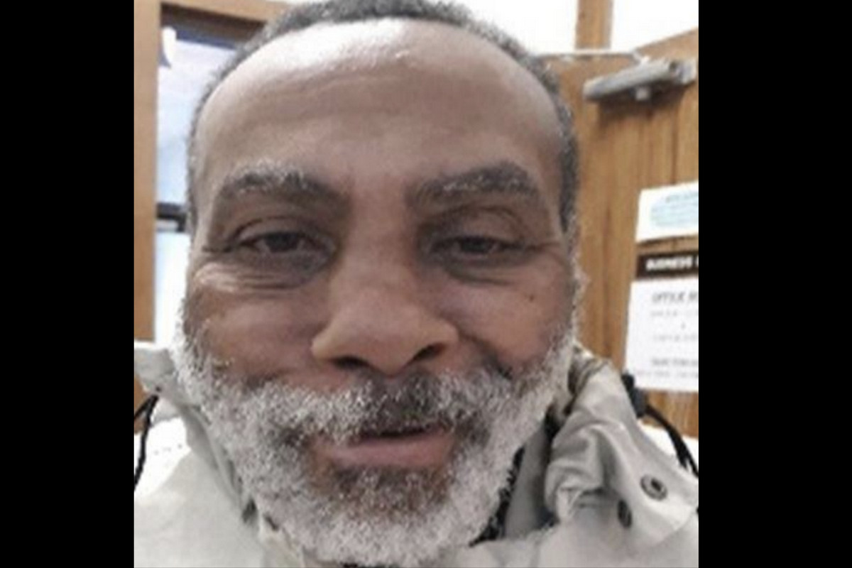 Scipio Shegog was reported missing