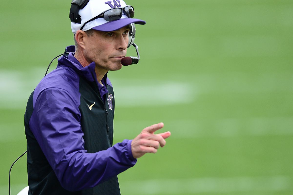 Chris Petersen and his Huskies have a big chasm to cross if they wish to compete in the Pac 12 North in 2015.