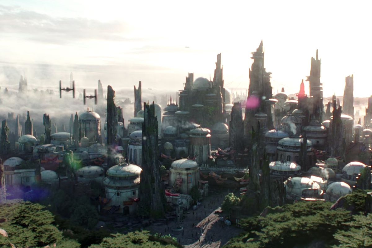 Disneys Star Wars Expansion Land Will Open At Disneyland Next Summer Disney World Will Have To Wait A Little Bit Longer