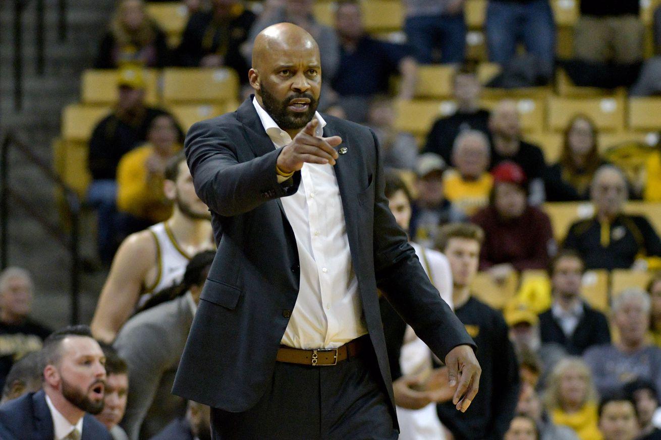 NCAA Basketball: Texas A&M at Missouri