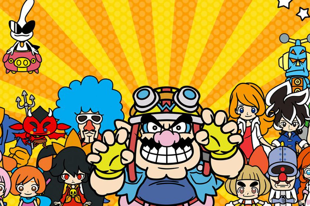 warioware gold includes full voice acting for wario for the first
