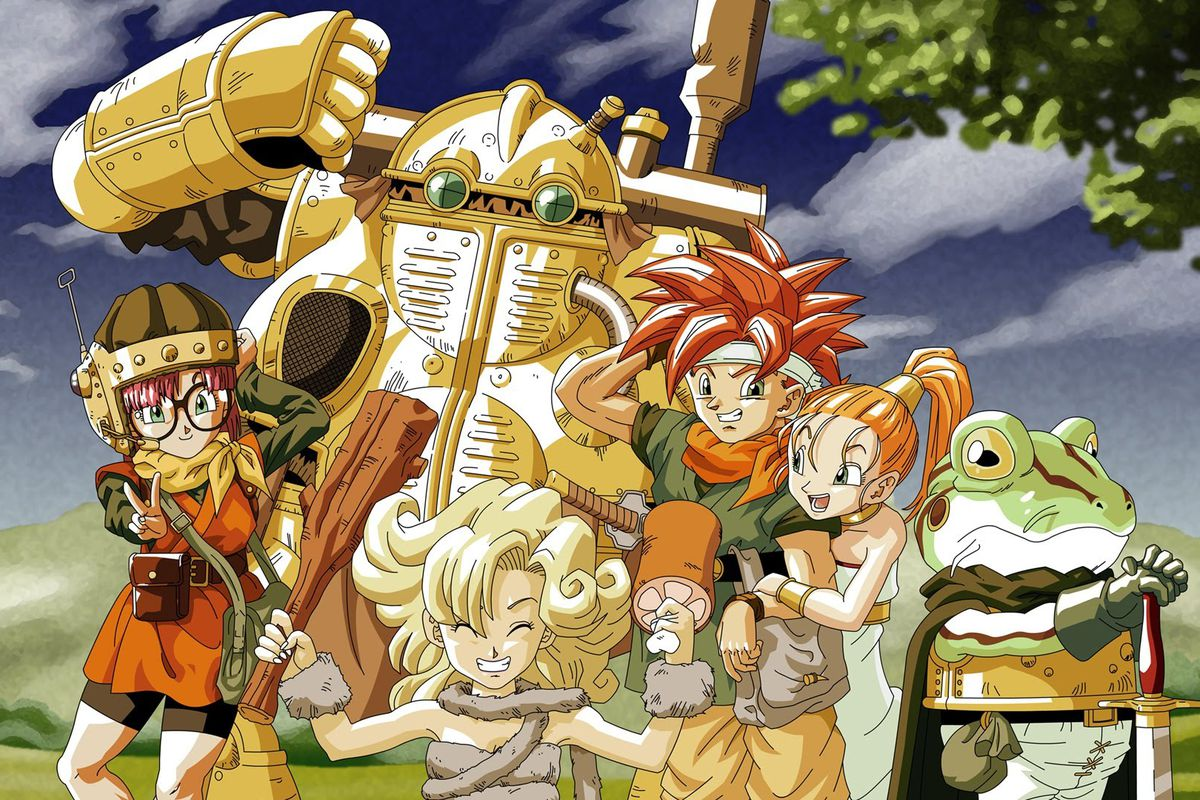 Chrono Trigger's First PC Patch Brings Back Original Graphics