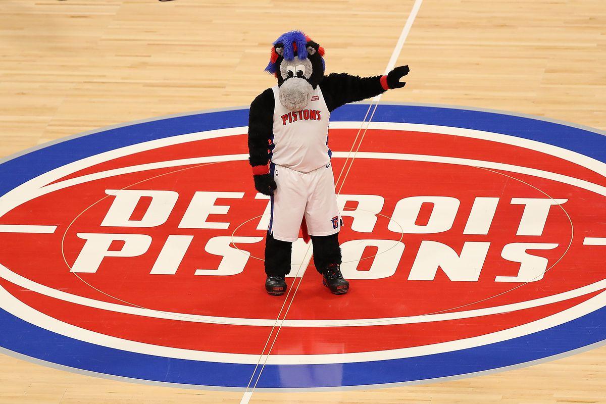 Cleveland Cavalier v Detroit Pistons