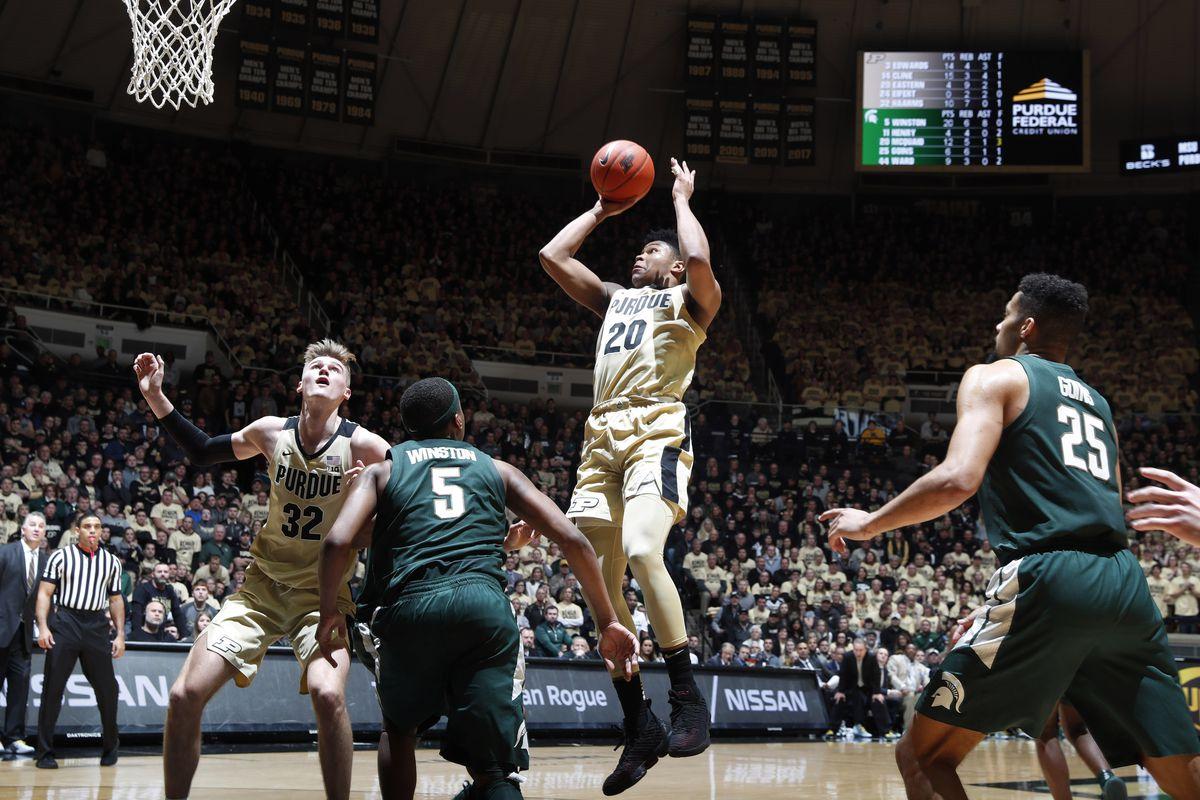 81c8f3fc5055 College Basketball Rankings January 28  Purdue Returns to Top 25 ...