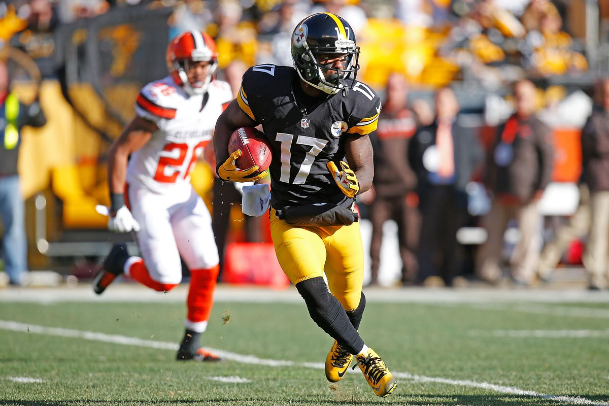 4101ed22ff7 Former Steelers WR Eli Rogers vows he will  be back and better ...
