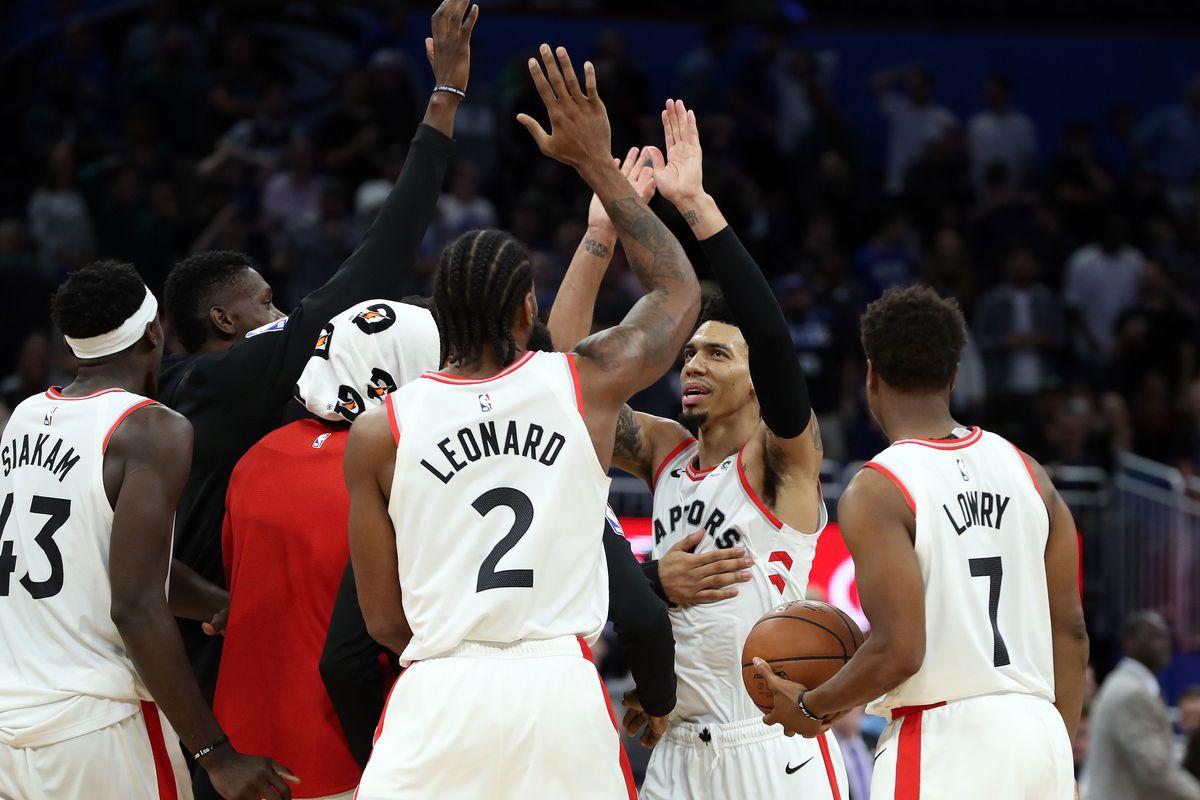 Five thoughts recap: Toronto Raptors 58-24 regular season overview, Kawhi Leonard, Pascal Siakam, Kyle Lowry, Danny Green
