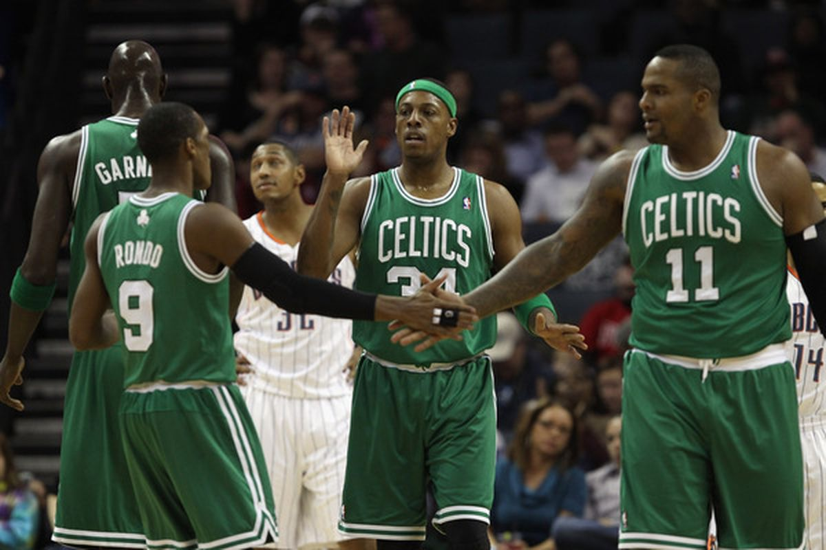 Team win tonight boys....mostly like every other Celtics win.
