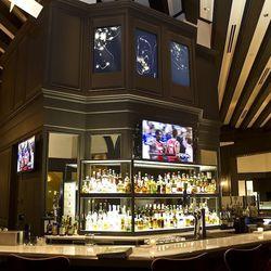 Above the bar, find <em>TRAILERS_LUPO</em> by John Carpenter.